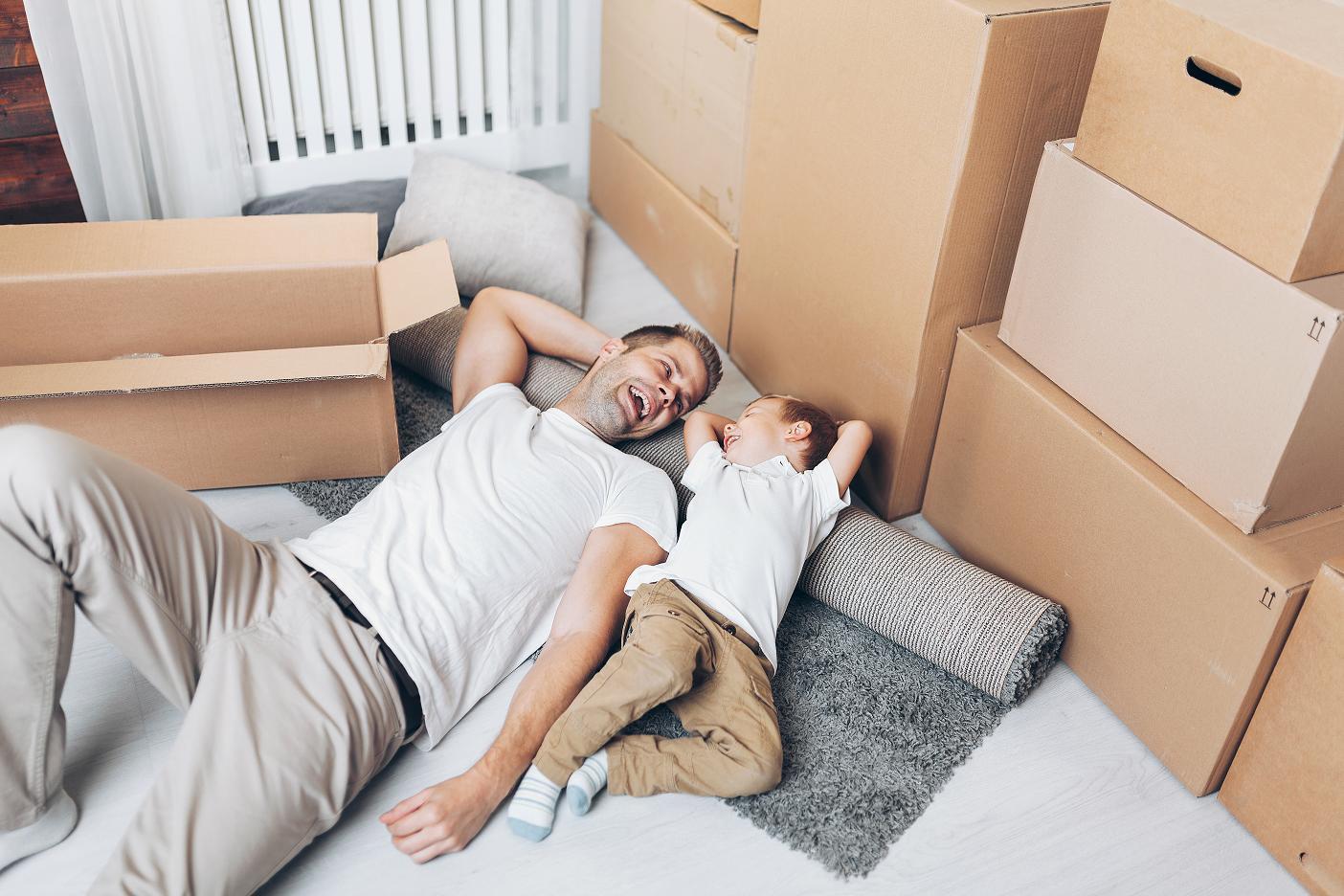 Co kupić do nowego mieszkania po przeprowadzce?
